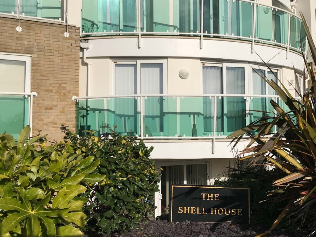Shell House Refurb in Southbourne